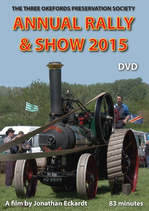 The Three Okefords Annual Rally & Show 2015 DVD